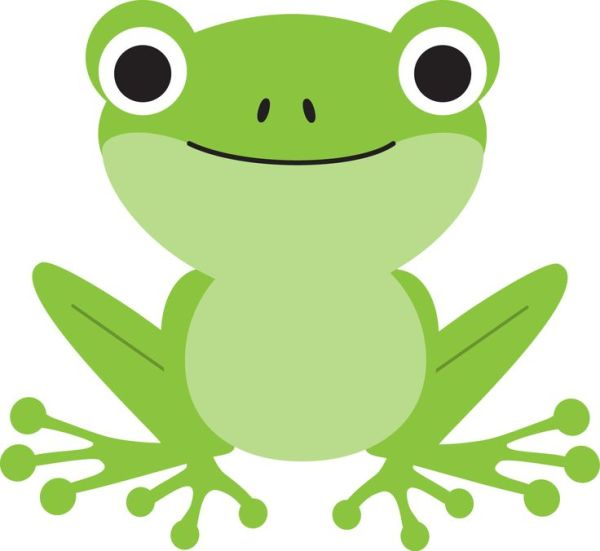 frogs clipart free
