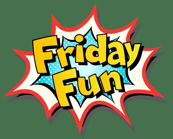 fun friday clipart free
