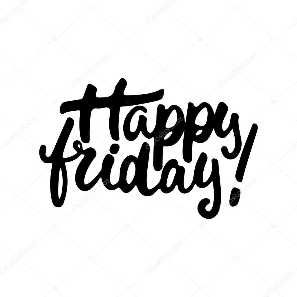 Fun Friday Clipart