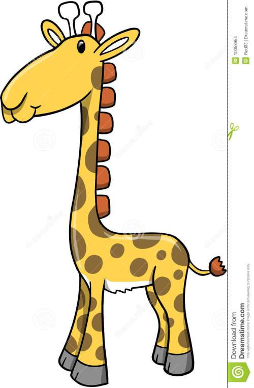 small resolution of 853x1300 vector giraffe clipart explore pictures