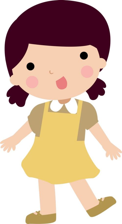 small resolution of girl clipart images
