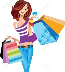shopping clipart going clipartmag