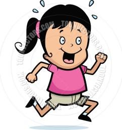 940x940 girl running by cory thoman toon vectors eps [ 940 x 940 Pixel ]