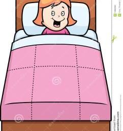 974x1300 girl clipart bedtime [ 974 x 1300 Pixel ]