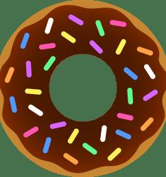 4187x4187 donuts clip art many interesting cliparts [ 4187 x 4187 Pixel ]