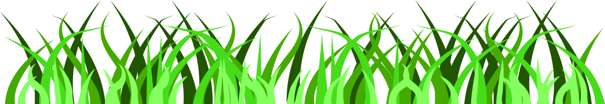 hight resolution of 2400x416 stone clipart grass border