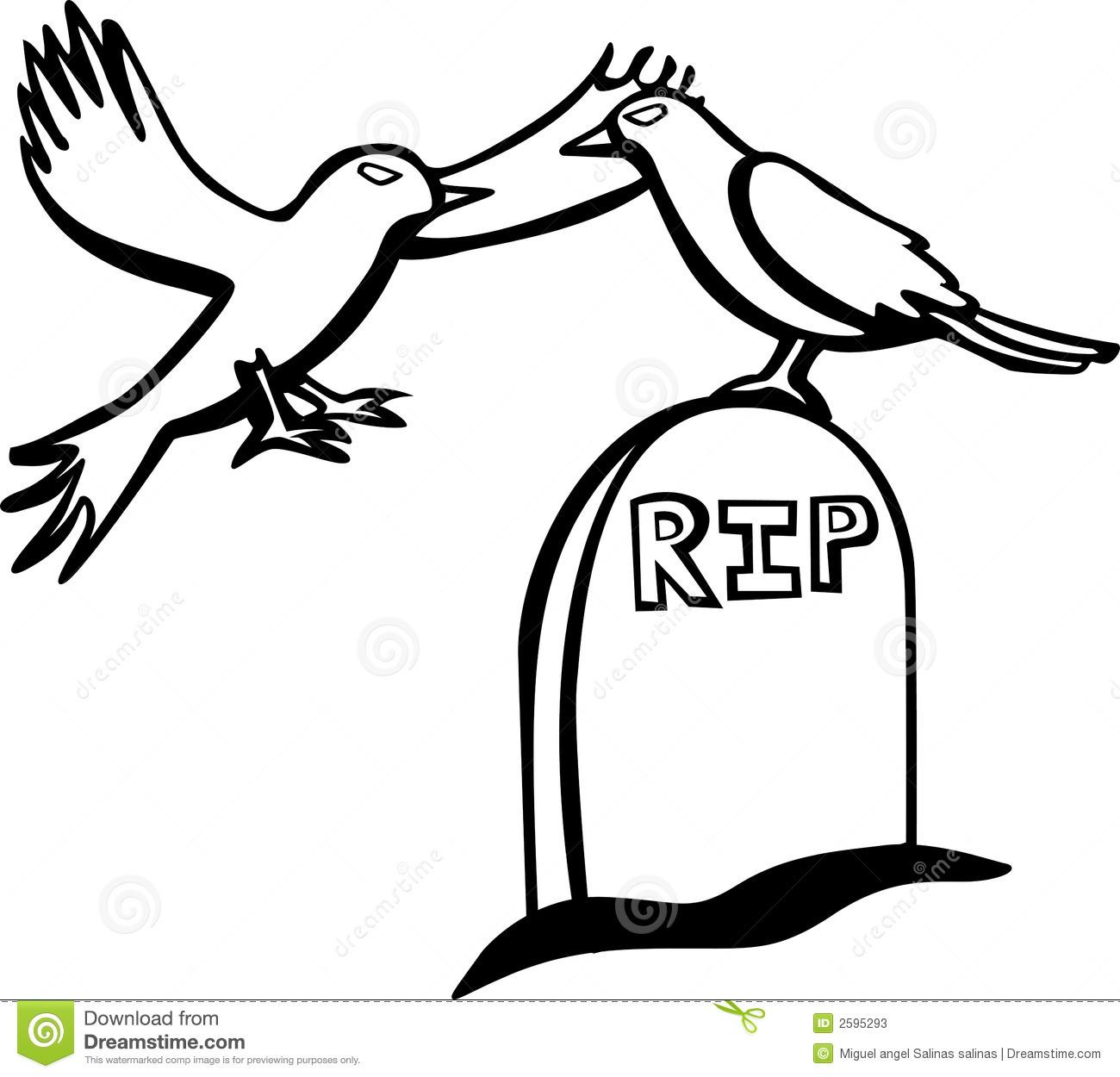 Graveyard Clipart