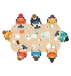 920x920 meeting clipart small group [ 920 x 920 Pixel ]
