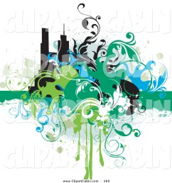 1024x1044 vector clip art of a splattered grunge background of blue green [ 1024 x 1044 Pixel ]