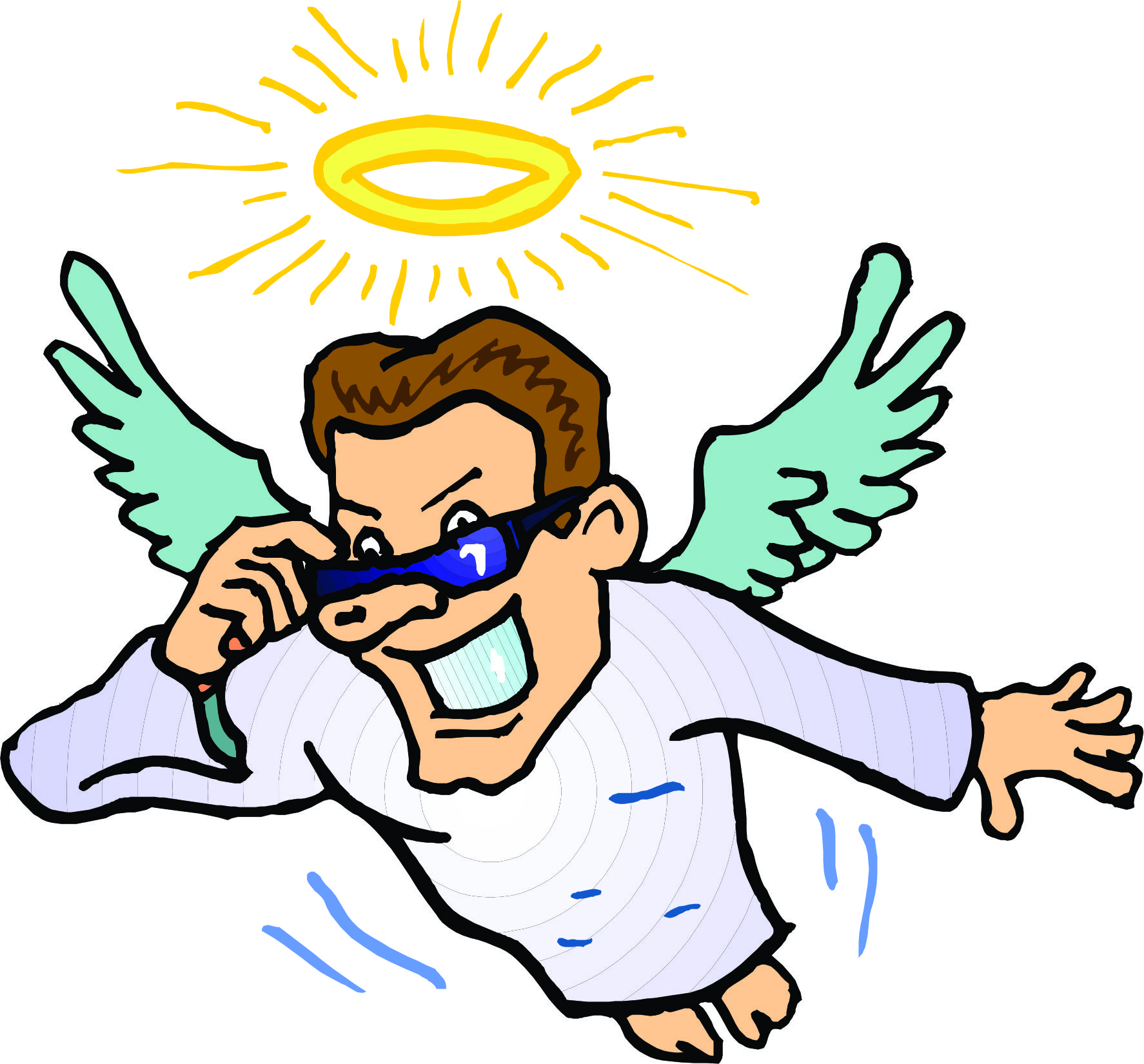 hight resolution of 1774x1650 funny male angel clipart