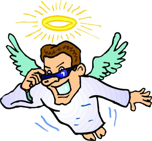 small resolution of 1774x1650 funny male angel clipart