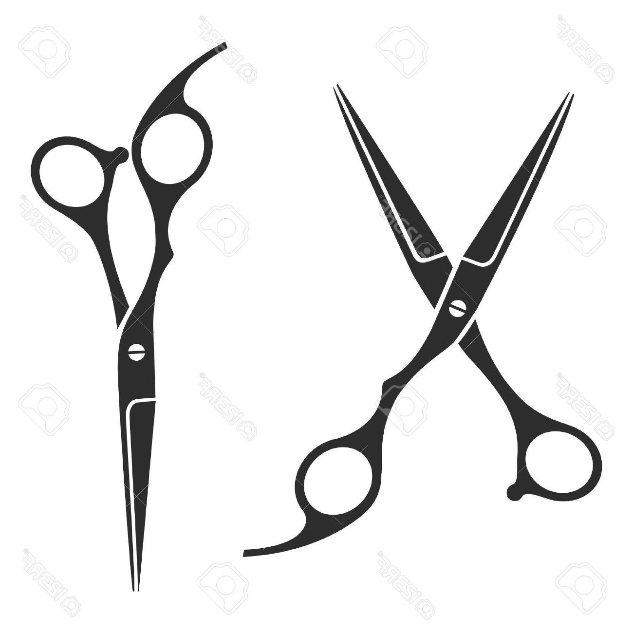 Hairdressing Scissors Clipart