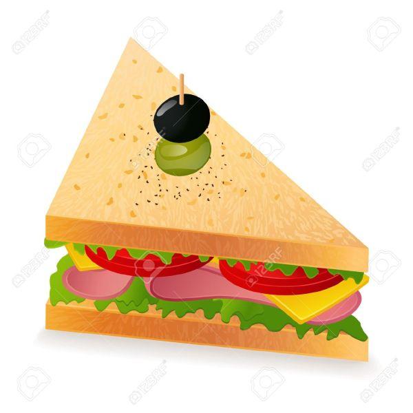 sandwich clipart free