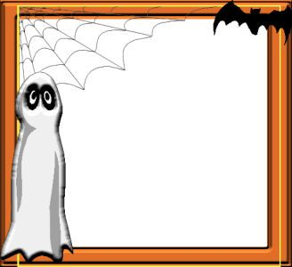 halloween border free download