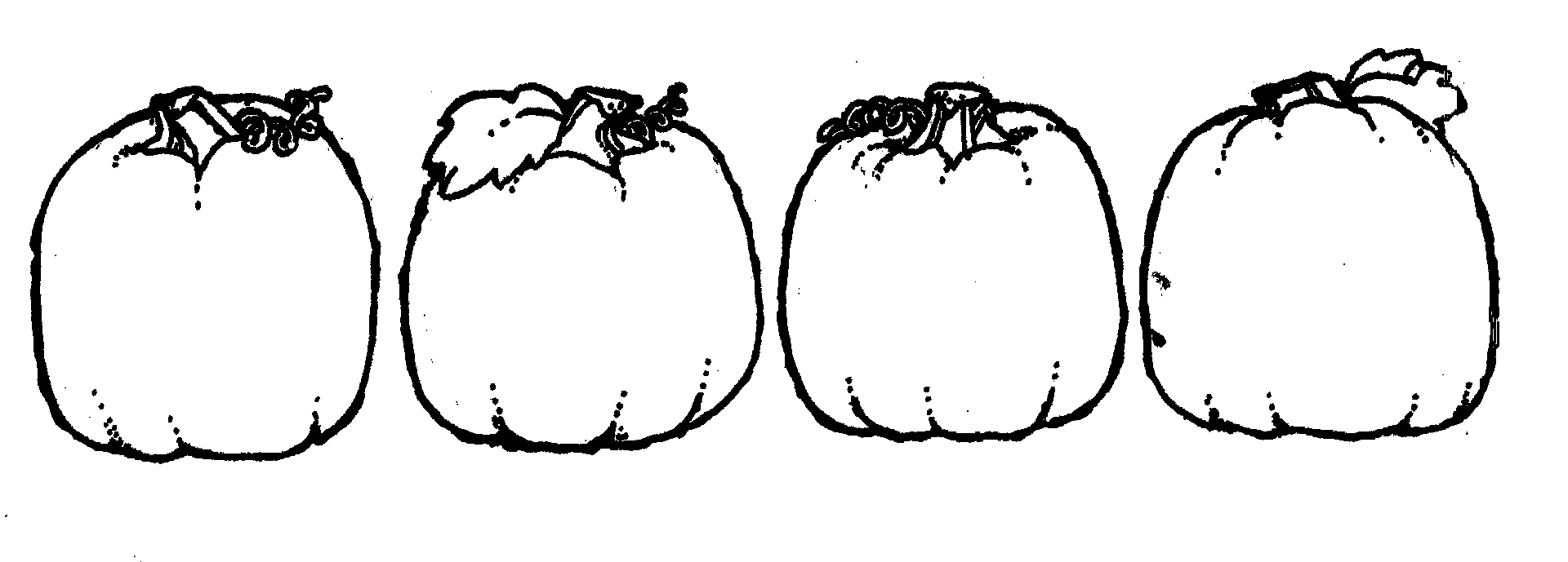 hight resolution of 1920x689 black and white pumpkin clip art fun for christmas