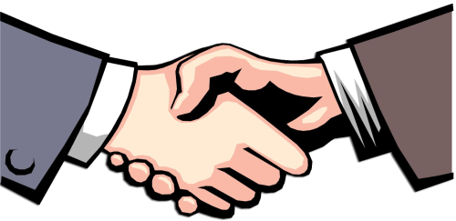 small resolution of 1503x731 business clipart hand shaking
