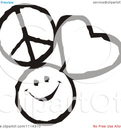 1080x1024 peace clipart love and happiness [ 1080 x 1024 Pixel ]