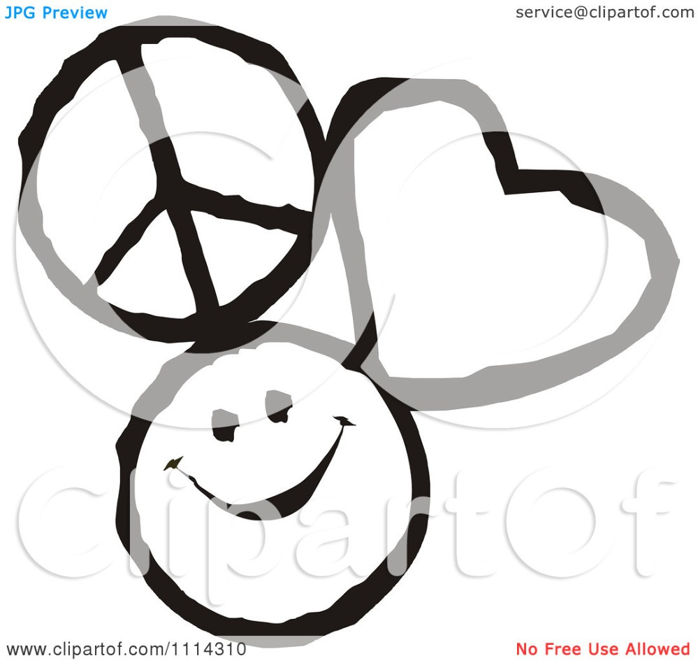 medium resolution of 1080x1024 peace clipart love and happiness