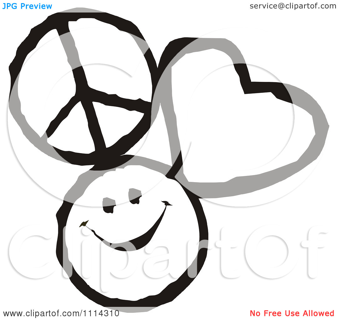 hight resolution of 1080x1024 peace clipart love and happiness