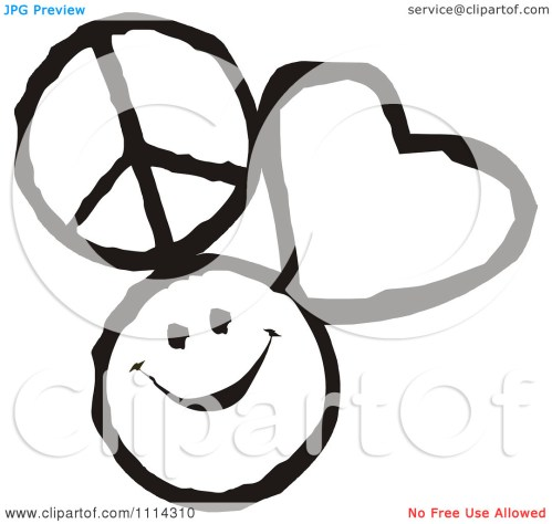 small resolution of 1080x1024 peace clipart love and happiness