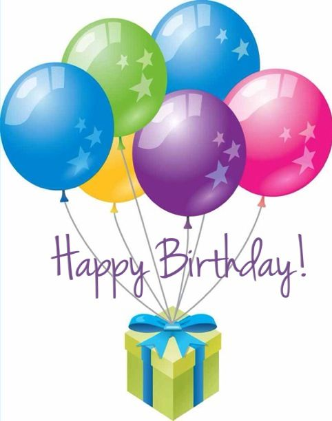 Happy Birthday Balloons Pic Free Download Best Happy Birthday Balloons Pic On