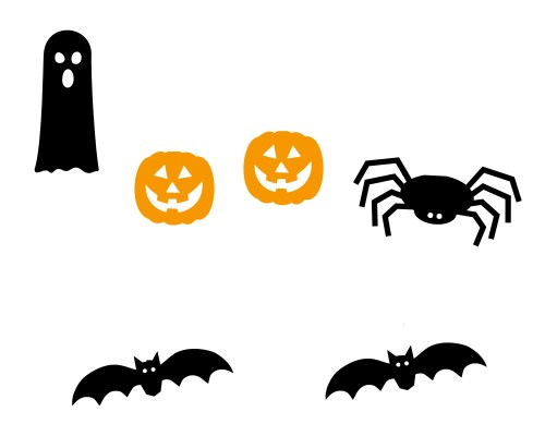 small resolution of 2760x2208 clipart free halloween printable