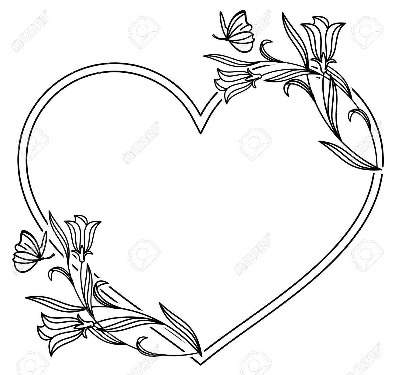 Heart Shaped Clipart