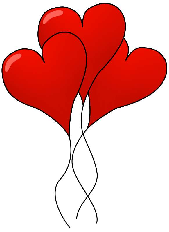 heart shapes pictures free