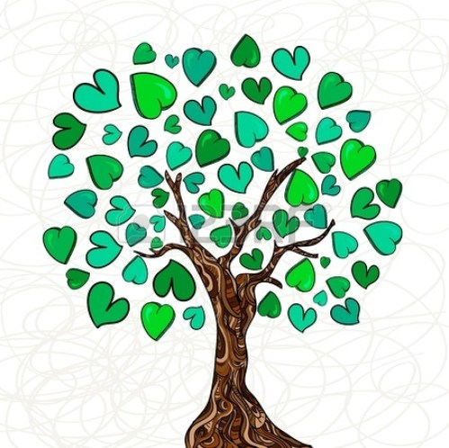 small resolution of 1350x1347 love clipart family tree