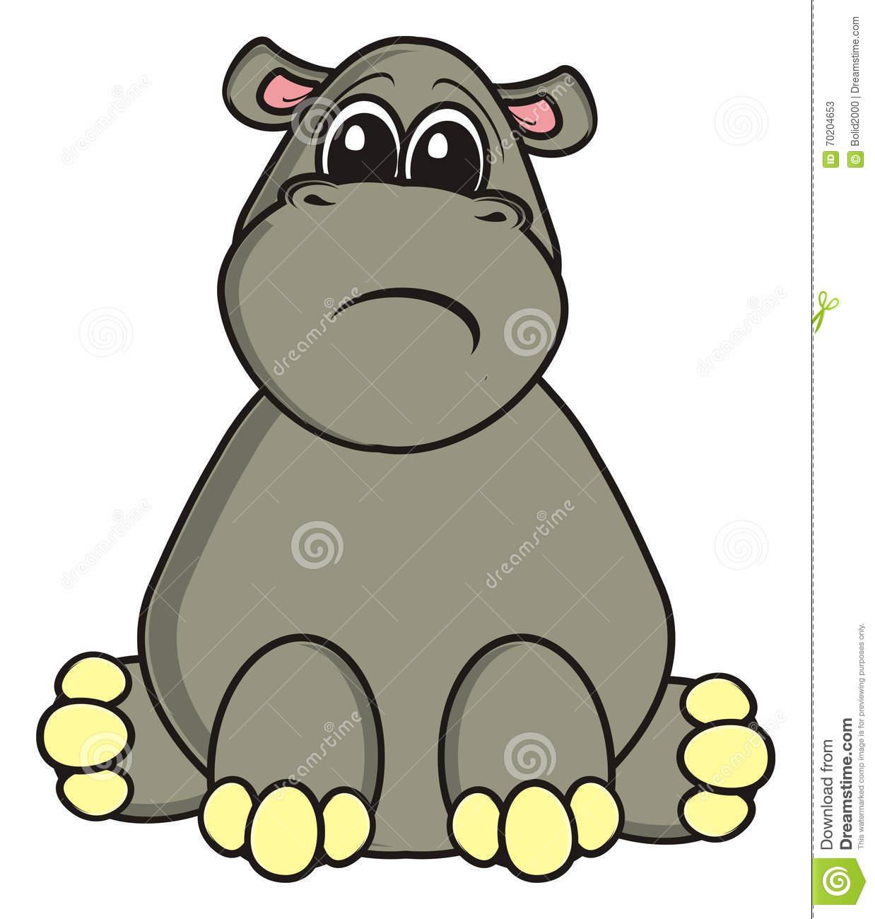 hight resolution of 1238x1300 hippo clipart sad