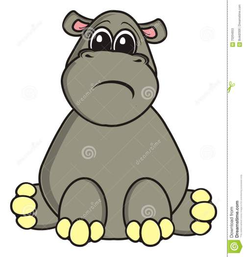 small resolution of 1238x1300 hippo clipart sad