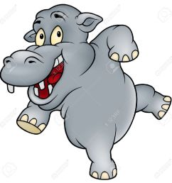 1298x1300 colorful clipart hippo [ 1298 x 1300 Pixel ]
