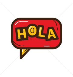 1300x1300 spain clipart spanish hola [ 1300 x 1300 Pixel ]