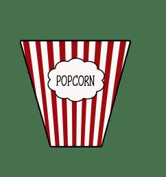 1600x1600 holiday clipart popcorn [ 1600 x 1600 Pixel ]