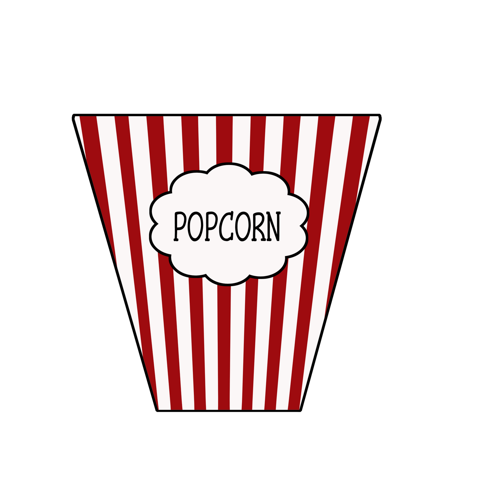 hight resolution of 1600x1600 holiday clipart popcorn