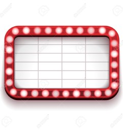 1300x1300 marquee lights border clipart [ 1300 x 1300 Pixel ]