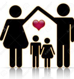 1300x1300 best black family clipart [ 1300 x 1300 Pixel ]