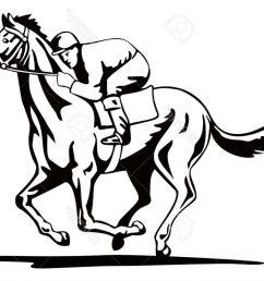 1024x821 unique horse and jockey stock vector racing images [ 1024 x 821 Pixel ]