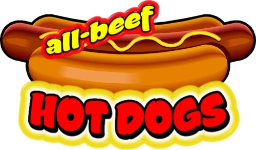 small resolution of 1200x702 clip art hot dogs sign clipart