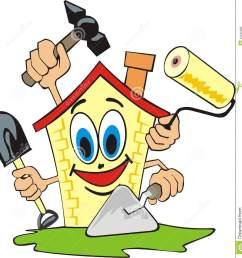 1332x1300 clip art house repair clipart [ 1332 x 1300 Pixel ]