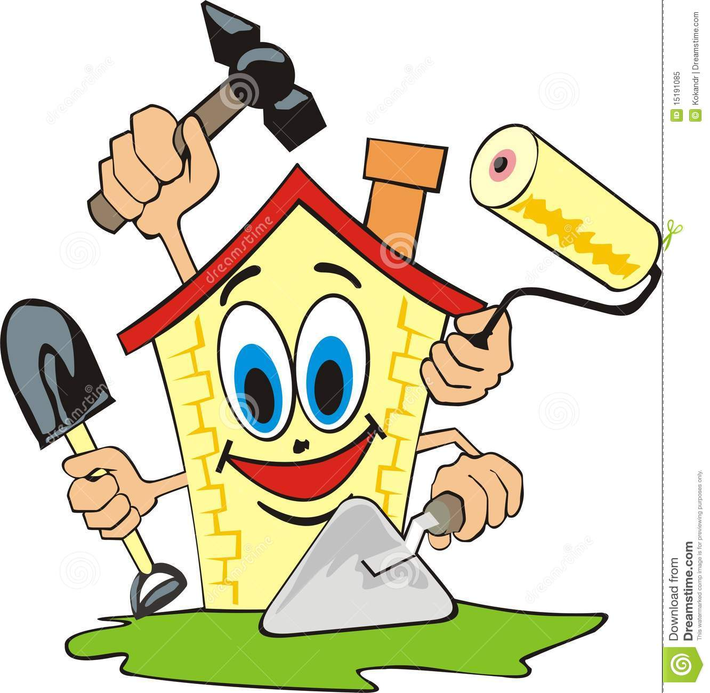 hight resolution of 1332x1300 clip art house repair clipart