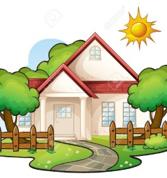 1300x1039 house clipart amp look at house clip art images [ 1300 x 1039 Pixel ]