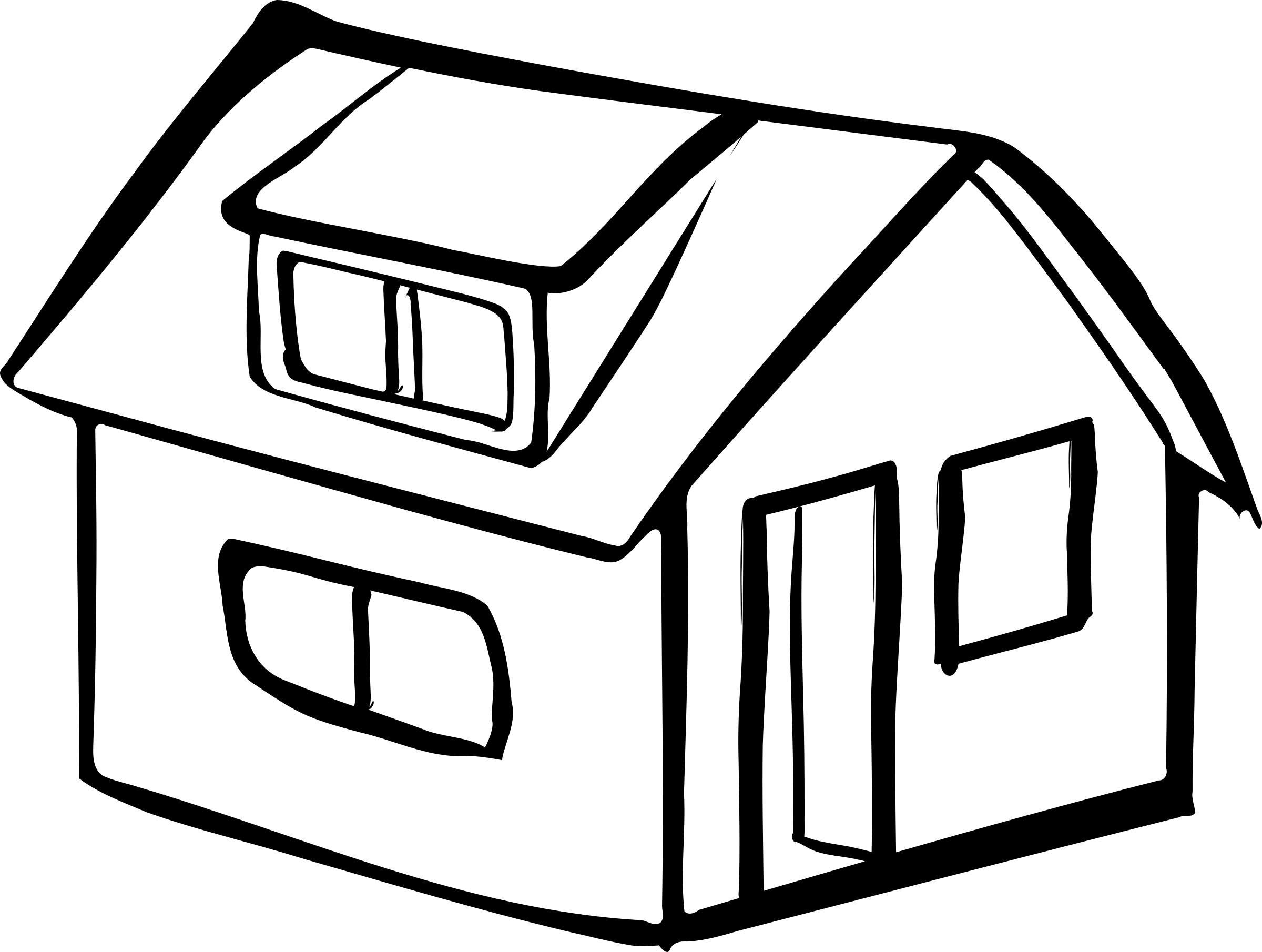 House Outline