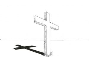 crosses cool draw drawings cross drawing simple clipartmag