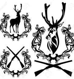 1300x1288 free clipart images deer hunter in tree [ 1300 x 1288 Pixel ]