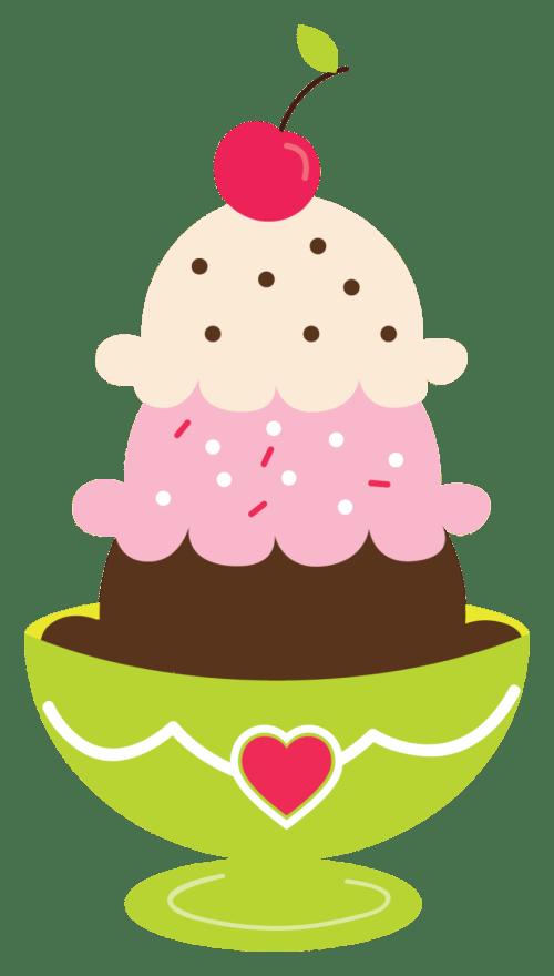 small resolution of 830x1462 best ice cream social clip art