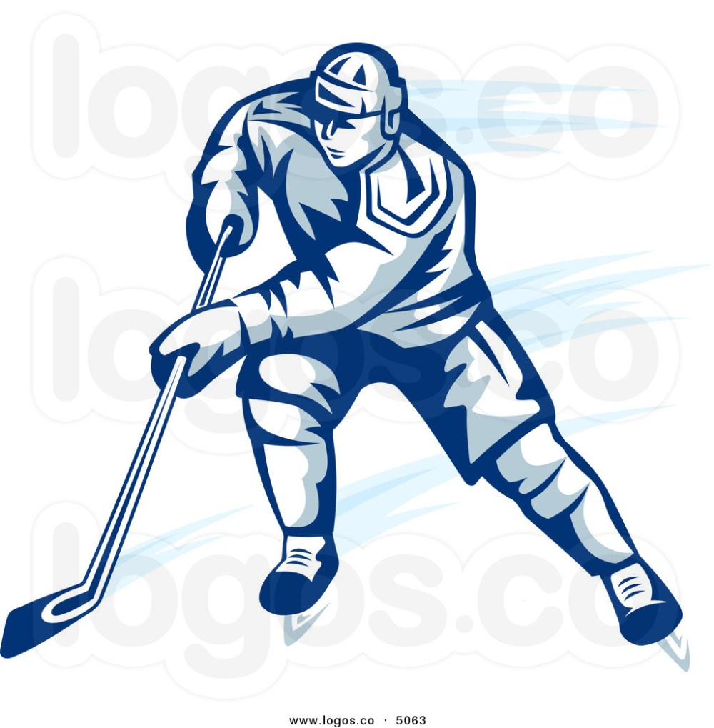 medium resolution of 1024x1044 ice hockey player images royalty free vector of a blue ice