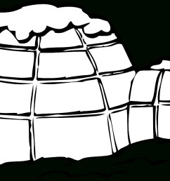1331x665 igloo clipart black and white letters example [ 1331 x 665 Pixel ]