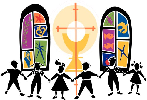 small resolution of 3300x2250 church family clipart