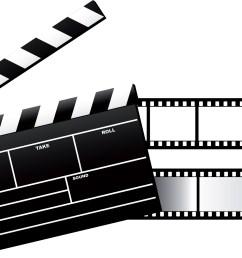 2000x1272 free movie clipart image [ 2000 x 1272 Pixel ]